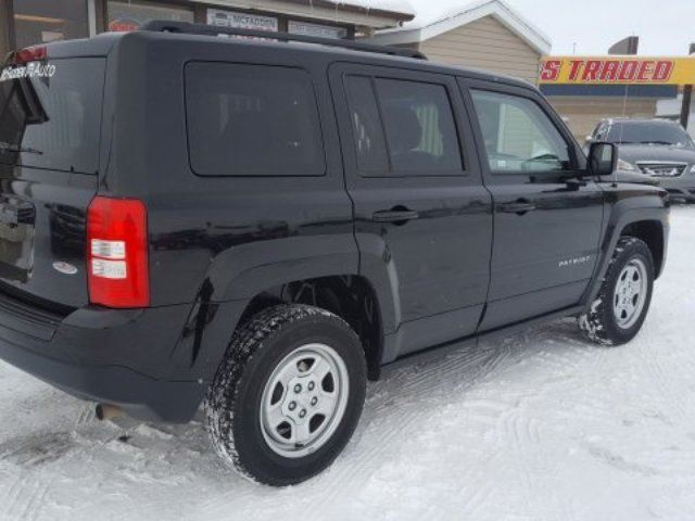 2015 jeep patriot sport north lethbridge alberta used. Black Bedroom Furniture Sets. Home Design Ideas