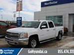 2012 Chevrolet Silverado 1500 LS 4x4 crew Cab 2 sets of tires in Edmonton, Alberta