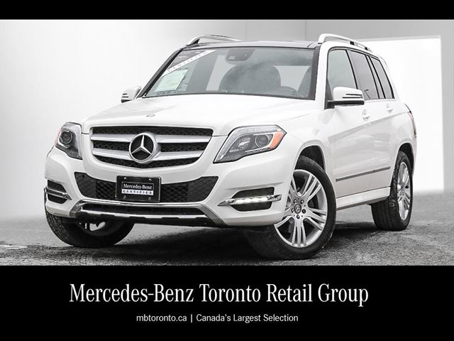 2015 mercedes benz glk250 bluetec 4matic toronto for Mercedes benz insurance