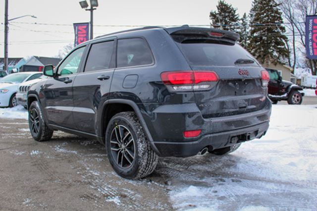 2017 jeep grand cherokee trailhawk st thomas ontario used car for sale 2695520. Black Bedroom Furniture Sets. Home Design Ideas