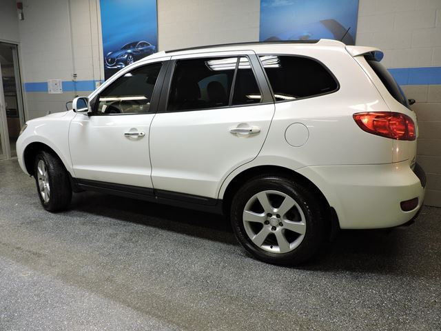2009 hyundai santa fe limited v6 awd cuir longueuil. Black Bedroom Furniture Sets. Home Design Ideas