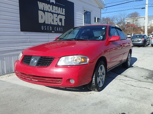 2006 nissan sentra sedan special edition 1 8 l halifax nova scotia used car for sale 2695056. Black Bedroom Furniture Sets. Home Design Ideas