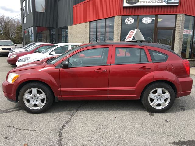 2009 dodge caliber sxt financement maison 100 for Auto financement maison