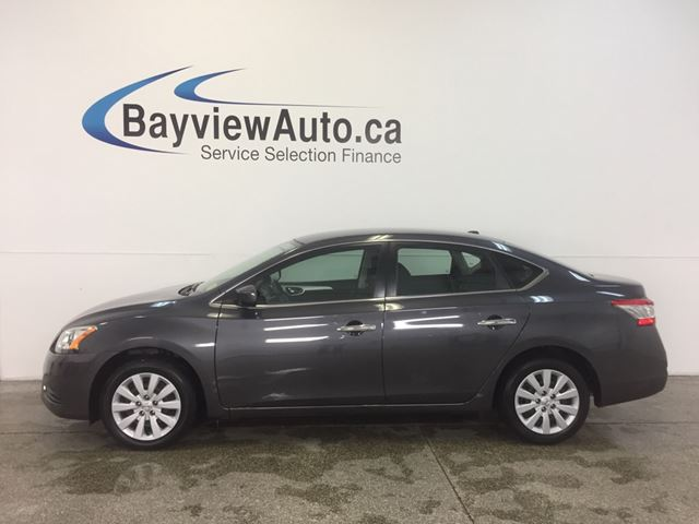 2014 nissan sentra sv auto low km 39 s push button start sport mode belleville ontario used. Black Bedroom Furniture Sets. Home Design Ideas
