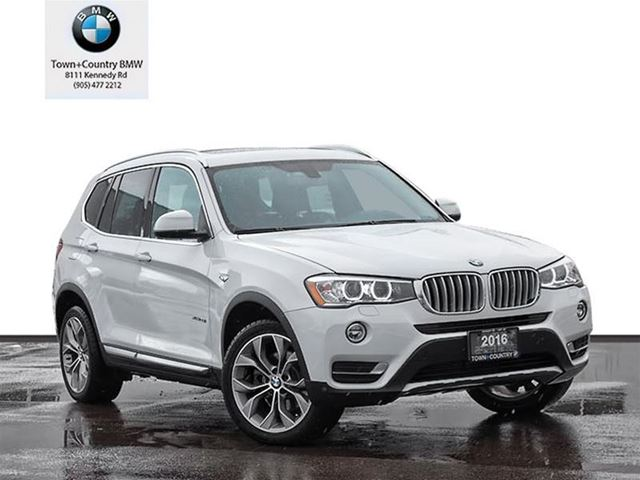 2016 bmw x3 xdrive28i white town and country bmw. Black Bedroom Furniture Sets. Home Design Ideas