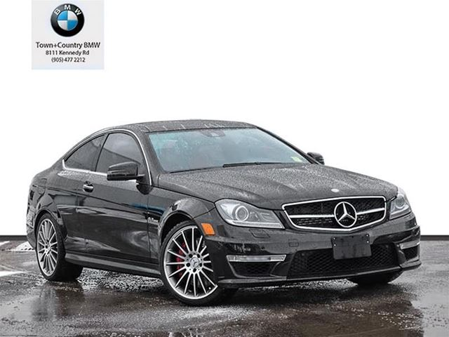 2012 Mercedes Benz C Class Markham Ontario Used Car For