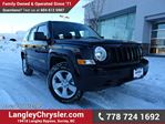 2017 Jeep Patriot Sport/North LOW KMS & ACCIDENT FREE w/ U-CONNECT BLUETOOTH in Surrey, British Columbia