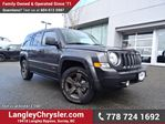 2017 Jeep Patriot Sport/North 75TH ANNIVERSARY PACKAGE & VERY LOW KMS in Surrey, British Columbia