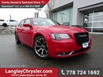 2016 Chrysler 300 S ACCIDENT FREE w/ BLACK TOP & PANORAMIC SUNROOF in Surrey, British Columbia