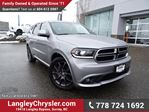 2016 Dodge Durango R/T ACCIDENT FREE w/ AWD & NAVIGATION in Surrey, British Columbia
