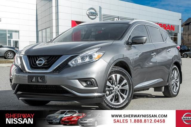 2016 nissan murano toronto ontario used car for sale 2695133. Black Bedroom Furniture Sets. Home Design Ideas