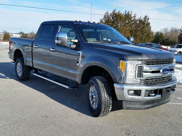 2017 ford f 250 xlt port perry ontario new car for sale 2695582. Black Bedroom Furniture Sets. Home Design Ideas