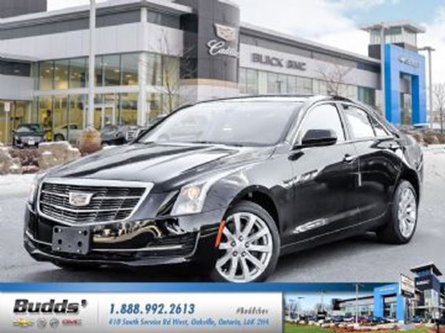 2017 cadillac ats awd 2 0l turbo mississauga ontario used car for sale 2695972. Black Bedroom Furniture Sets. Home Design Ideas
