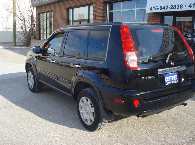 2006 nissan x trail xe scarborough ontario car for sale 2695848. Black Bedroom Furniture Sets. Home Design Ideas