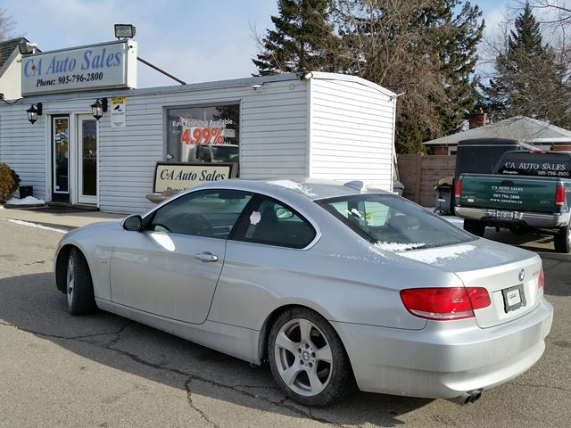 2007 bmw 3 series 328i brampton ontario used car for. Black Bedroom Furniture Sets. Home Design Ideas