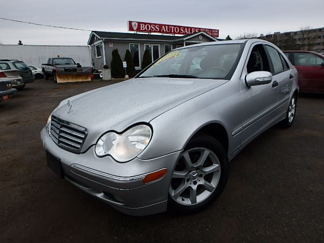 2006 mercedes benz c class c280 silver boss auto sales. Black Bedroom Furniture Sets. Home Design Ideas