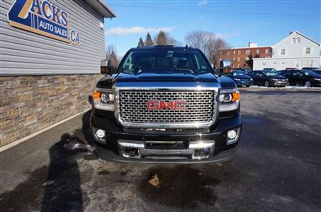 2016 gmc sierra 2500 denali truro nova scotia used car for sale 2696363. Black Bedroom Furniture Sets. Home Design Ideas