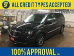 2015 Chrysler Town and Country S*NAVIGATION*DUAL ROW DVD*LEATHER*BACK UP CAMERA*P in Cambridge, Ontario