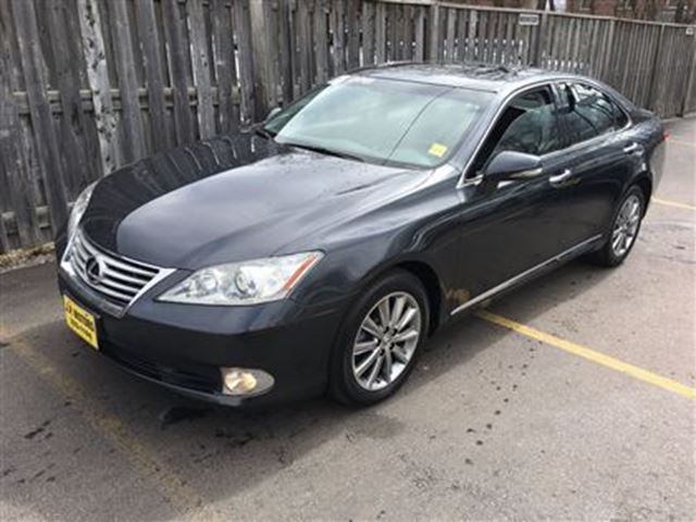 2011 lexus es 350 automatic sunroof heated seats grey. Black Bedroom Furniture Sets. Home Design Ideas