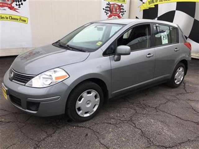 2009 nissan versa 1 8 s automatic a c only 43 000km burlington ontario used car for sale. Black Bedroom Furniture Sets. Home Design Ideas