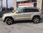 2015 Jeep Grand Cherokee LIMITED 8.4 in Milton, Ontario