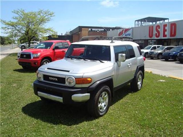 2007 Toyota FJ Cruiser ~ 4x4 ~ POWER OPTIONS ~ CERTIFIED & E-TESTED ~ in Toronto, Ontario