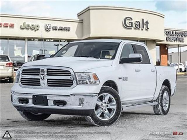 2017 dodge ram 1500 big horn 4x4 hemi tow grp cambridge ontario used car for sale 2696420. Black Bedroom Furniture Sets. Home Design Ideas