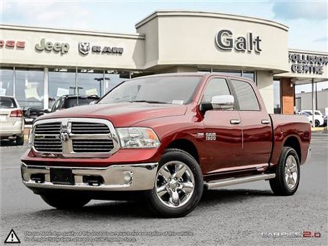 2017 dodge ram 1500 big horn 4x4 hemi tow grp cambridge ontario used car for sale 2696424. Black Bedroom Furniture Sets. Home Design Ideas