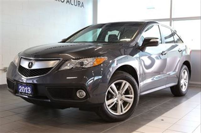 2013 ACURA RDX 6sp at Entry level Package, One Owner, Factory War in Brampton, Ontario