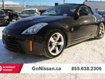 2009 Nissan 350Z Touring/ vehicle is in miles in Edmonton, Alberta