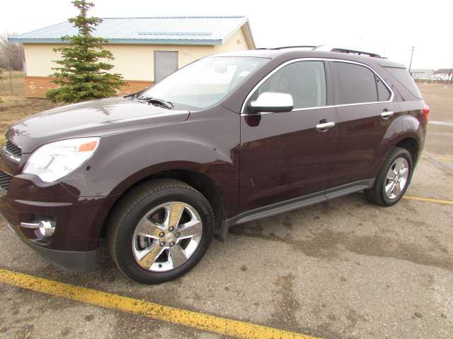 2011 Chevrolet Equinox LTZ All-wheel Drive in Medicine Hat, Alberta