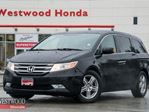2013 Honda Odyssey Touring factory Warranty until 2019 in Port Moody, British Columbia