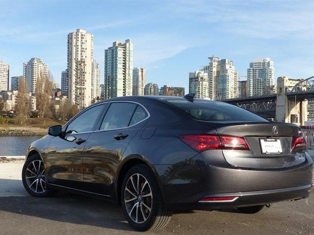 2015 acura tlx 3 5l sh awd w tech pkg vancouver british columbia car for sale 2696673. Black Bedroom Furniture Sets. Home Design Ideas