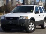2005 Ford Escape XLT 4Dr 2WD 6CYL in Vancouver, British Columbia