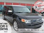 2011 Ford Flex LIMITED, LEATHER, DVD, BLUETOOTH in Bonnyville, Alberta