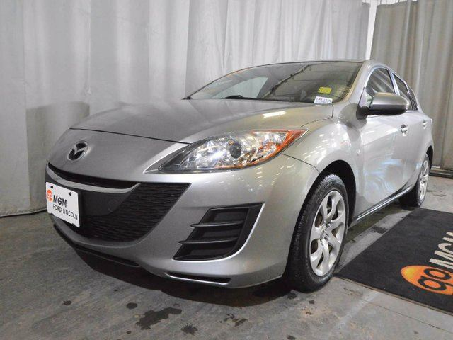 2010 MAZDA MAZDA3 GX in Red Deer, Alberta