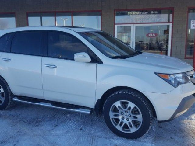 2009 ACURA MDX AWD TECH Navigation (GPS), Rear DVD, Heated Seats, Sunroof, Back-up Cam, - Edmonton in Sherwood Park, Alberta
