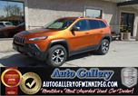 2014 Jeep Cherokee Trailhawk *Lthr/Nav in Winnipeg, Manitoba