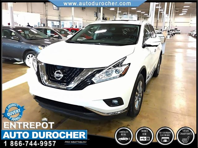 2015 nissan murano sl tout n quipn cuir toit ouvrant navigation cam laval quebec car for. Black Bedroom Furniture Sets. Home Design Ideas