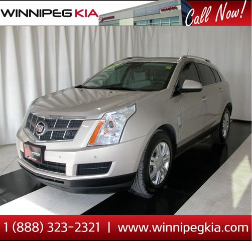 2011 Cadillac SRX Luxury *Loaded!* in Winnipeg, Manitoba