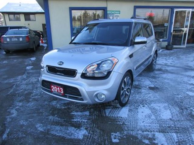 2013 kia soul fuel efficient 4u edition 5 passenger 2 0l. Black Bedroom Furniture Sets. Home Design Ideas
