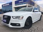 2015 Audi A4 2.0L KOMFORT PLUS  AWD  LEATHER  ROOF  2 SET T in Oakville, Ontario