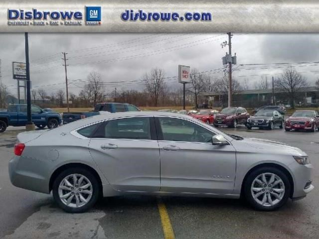 2016 chevrolet impala lt st thomas ontario used car for. Black Bedroom Furniture Sets. Home Design Ideas