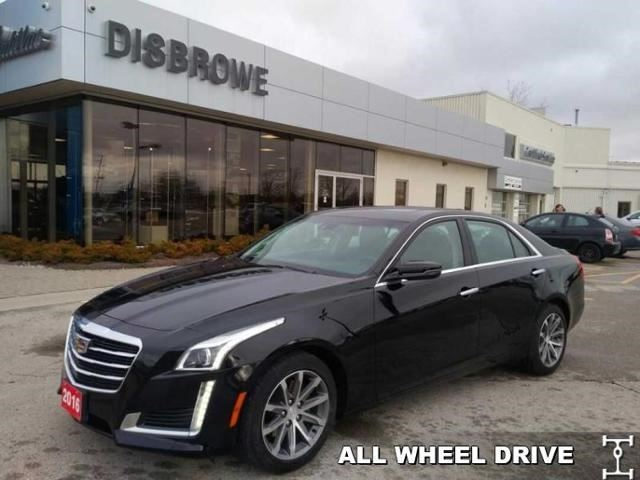 2016 CADILLAC CTS Luxury AWD in St Thomas, Ontario