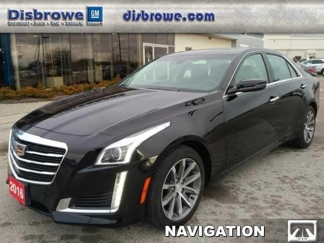 2016 cadillac cts luxury awd st thomas ontario used car for sale 2697433. Black Bedroom Furniture Sets. Home Design Ideas
