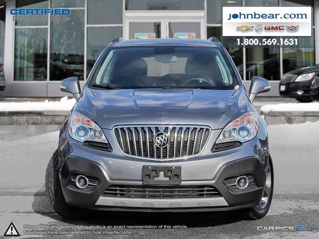 2014 buick encore convenience hamilton ontario used car for sale 2696354. Black Bedroom Furniture Sets. Home Design Ideas