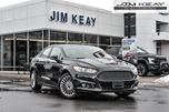 2014 Ford Fusion TITANIUM AWD W/MOONROOF, NAVIGATION & LEATHER in Ottawa, Ontario