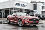 2016 Ford Mustang CONVERTIBLE PREMIUM ECOBOOST ENGINE W/LEATHER,  in Ottawa, Ontario