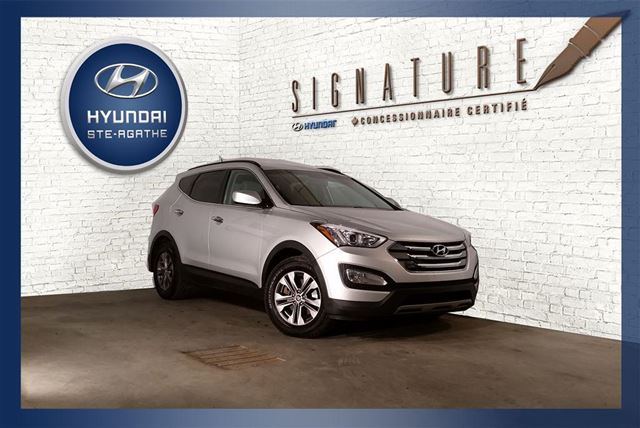 2013 hyundai santa fe 2 4 premium 8 pneus dn marreur for Hyundai motor finance payoff