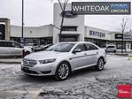 2016 Ford Taurus Limited, LOADED, EXTENDED WARR. FACTORY CERTIFI in Mississauga, Ontario